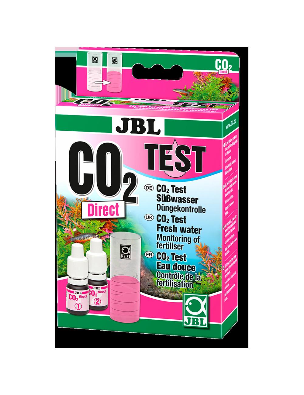 JBL - Test CO2 Direct