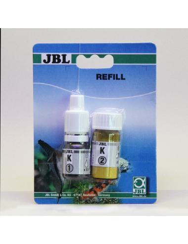 JBL - Test K Potassium - Recharge