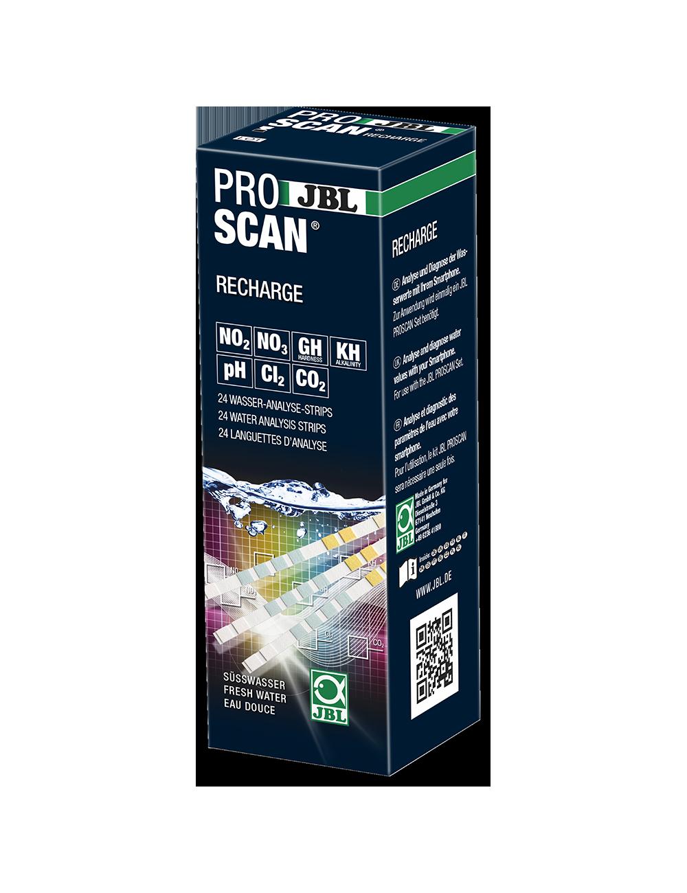 JBL - ProScan - Recharge