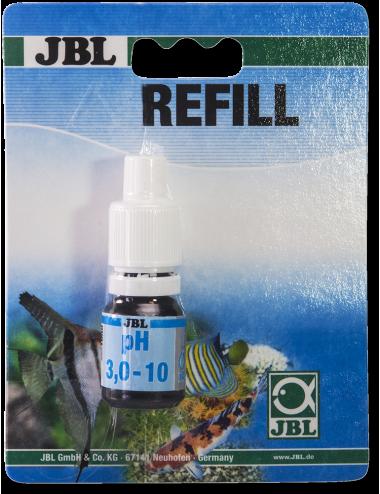 JBL - Test pH échelle 3,0-10,0 - Recharge