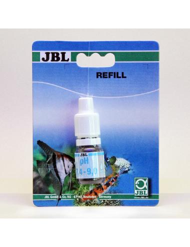 JBL - Test pH 7,4-9,0 - Recharge