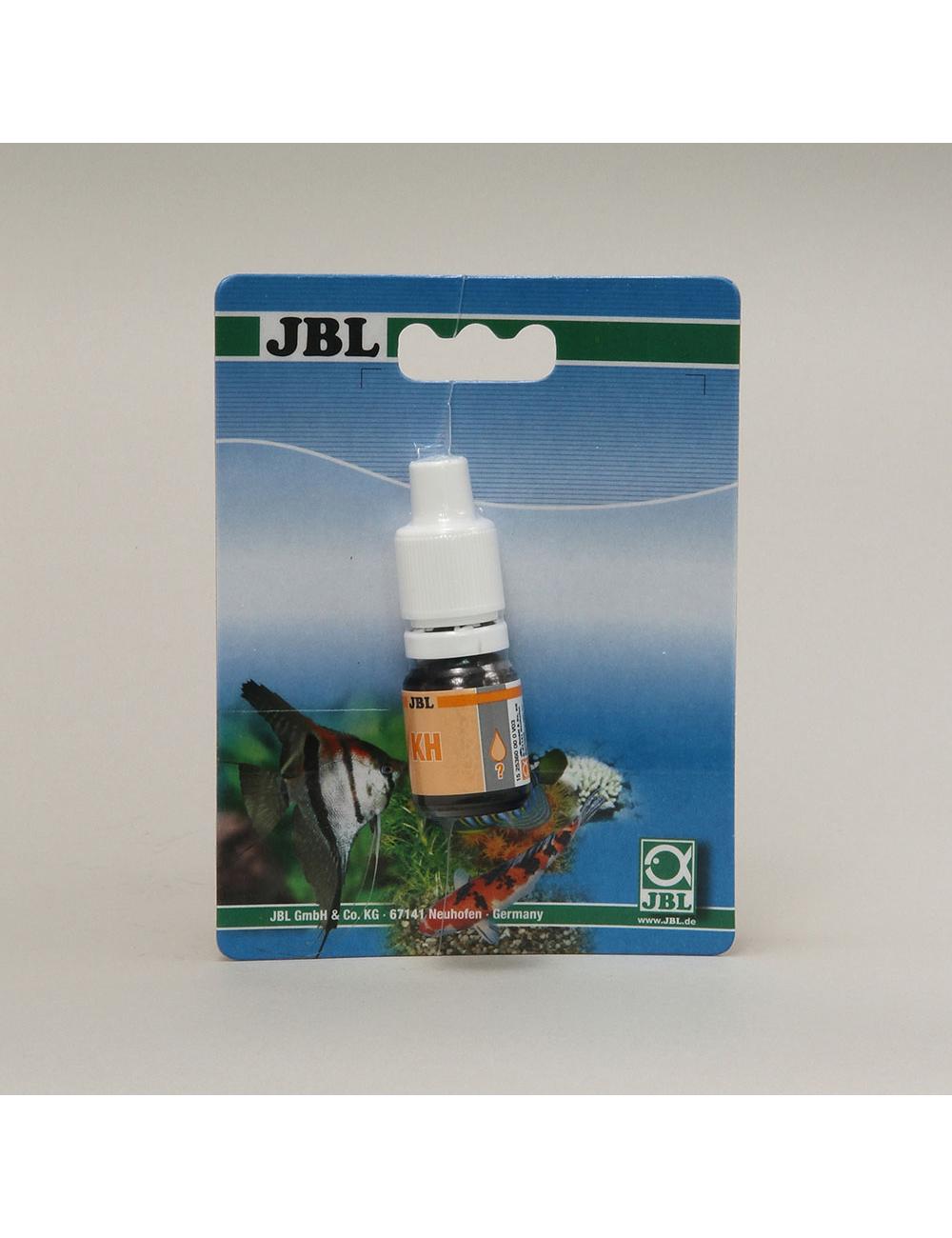 JBL - Test Kh - Dureté Carbonatée