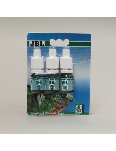JBL - Test NH4 - Recharge