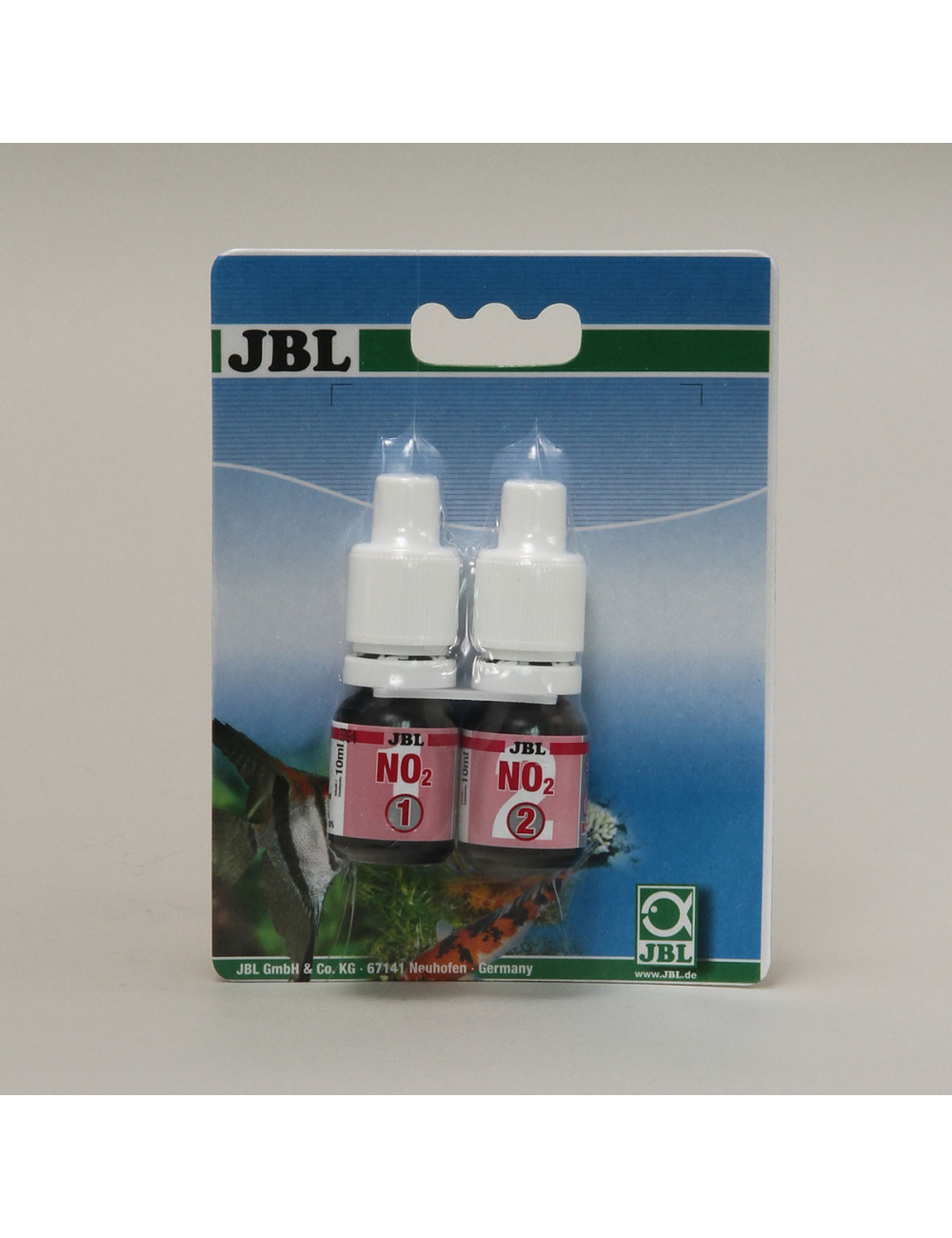 JBL - Test NO2 - Recharge