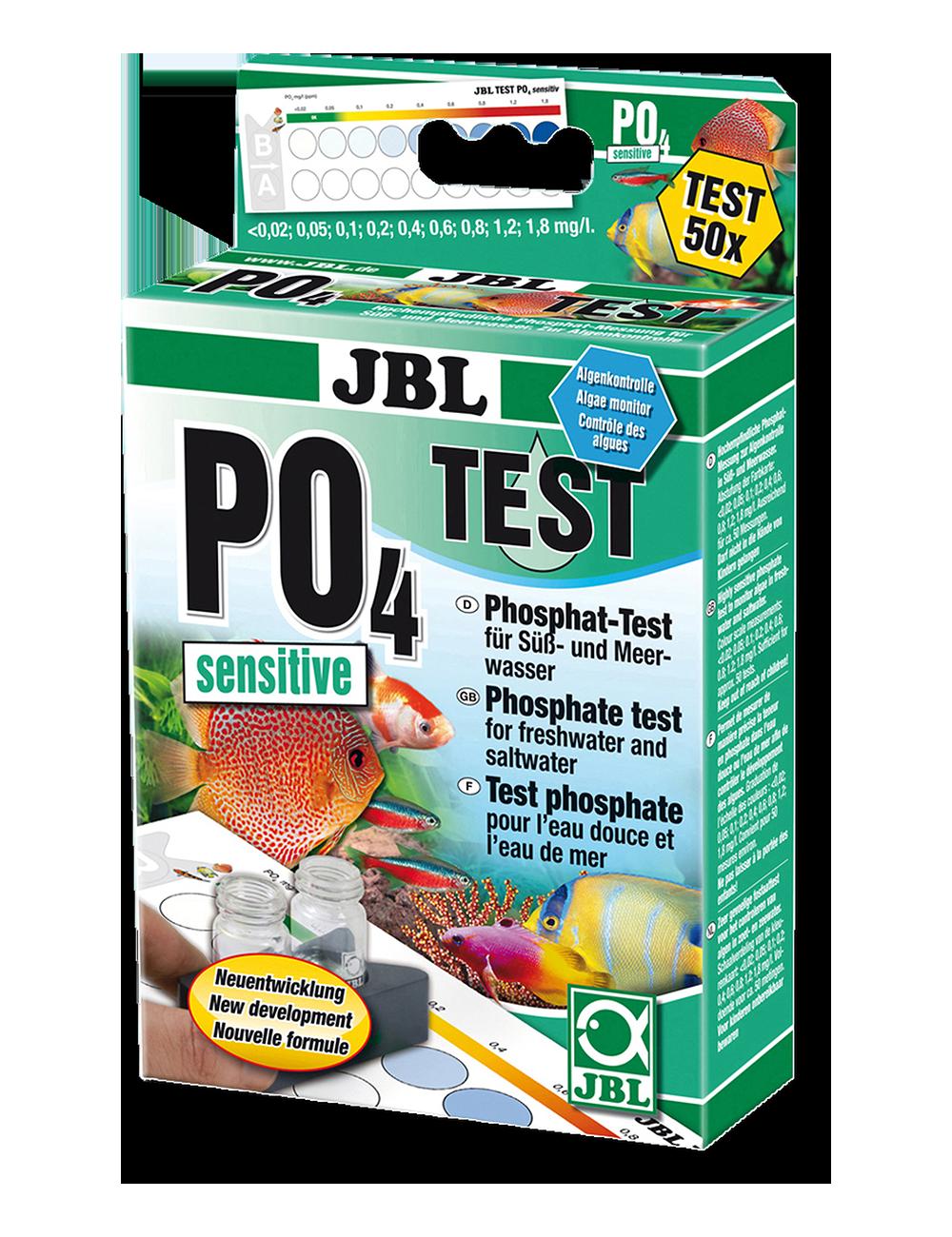JBL - Test PO4 sensitive Phosphates