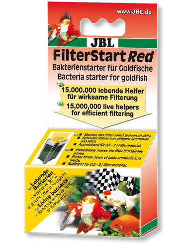 JBL - FilterStart Red - 10ml