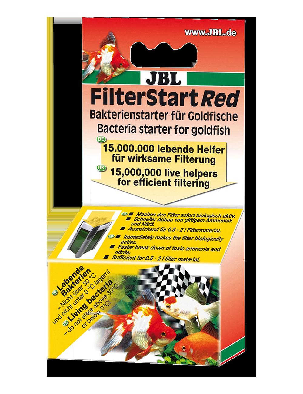 JBL - FilterStart Red - 10ml