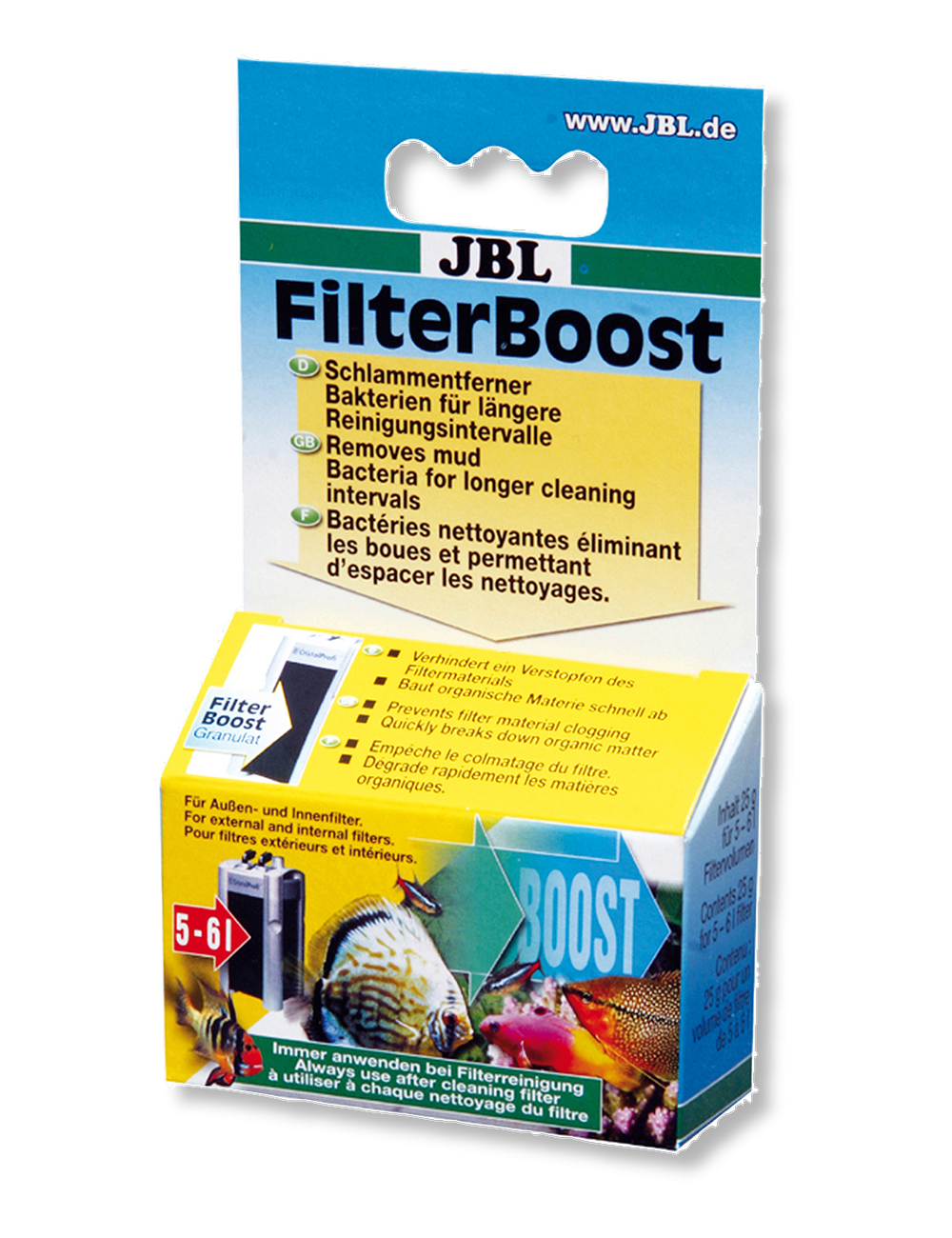 JBL - FilterBoost - 25g