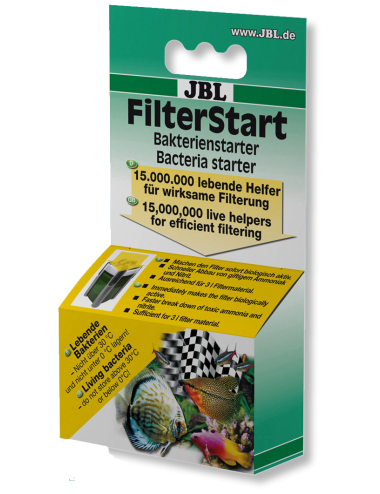 JBL - FilterStart - 10ml