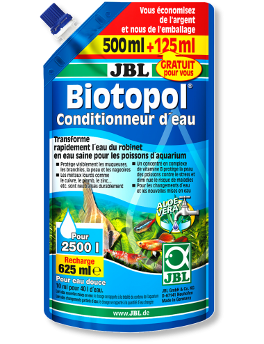 JBL -  Biotopol Recharge - 625ml