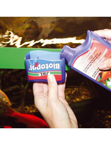 JBL -  Biotopol R - Conditionneur d'eau pour poissons rouges - 100ml