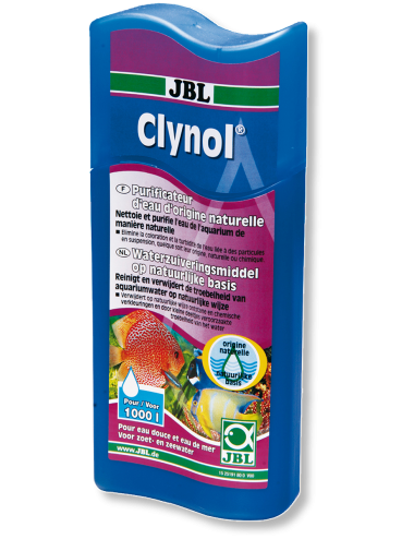 JBL -  Clynol - Purificateur d'eau - 250ml