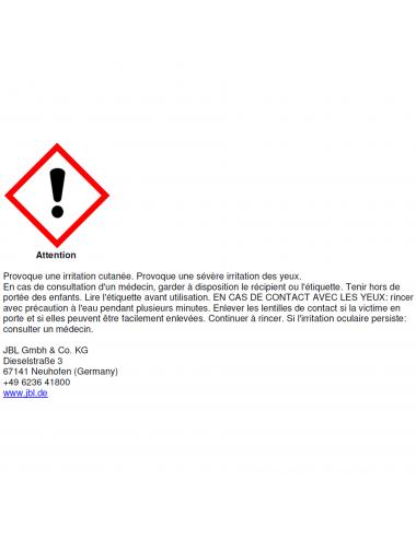 JBL - pH-Minus - Réducteur de pH / KH - 100ml