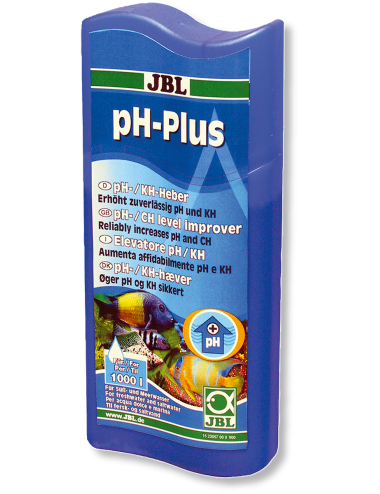 JBL - pH-Plus - Elévateur de pH / KH - 100ml