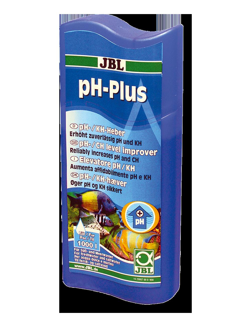 JBL - pH-Plus - Elévateur de pH / KH - 100ml