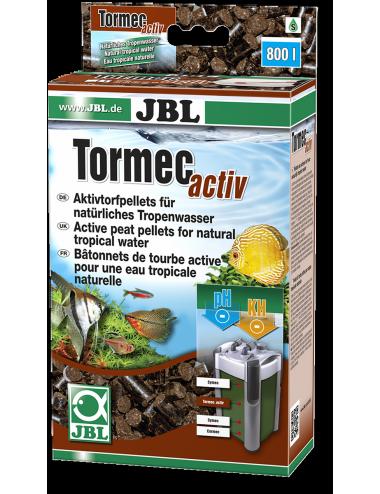 JBL - Tormec Activ - Bâtonnets de tourbe actif - 1000ml