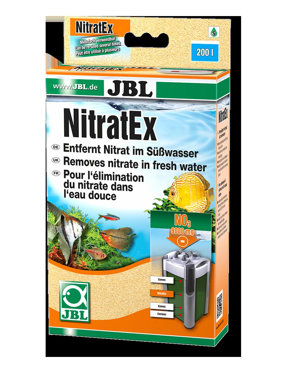 JBL - NitratEx - Masse filtrante anti-nitrates - 250ml
