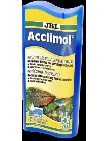 JBL - Acclimol - Réducteur de Stress - 100ml