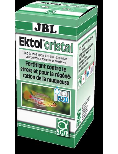 JBL - Ektol Cristal - Anti bactéries et parasites - 240g
