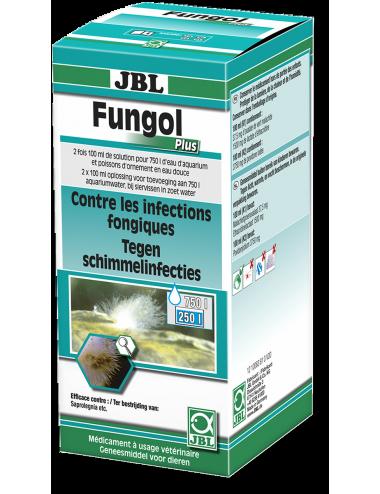 JBL - Fungol Plus 250 - Contre les infections fongiques - 200ml