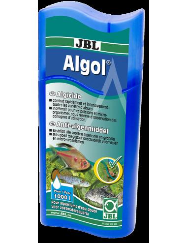 JBL - Algol - Contre les algues indésirables - 100ml
