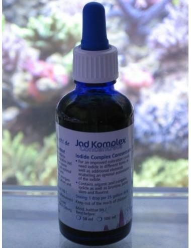KORALLEN-ZUCHT iodure Complexe Concentré 50ml