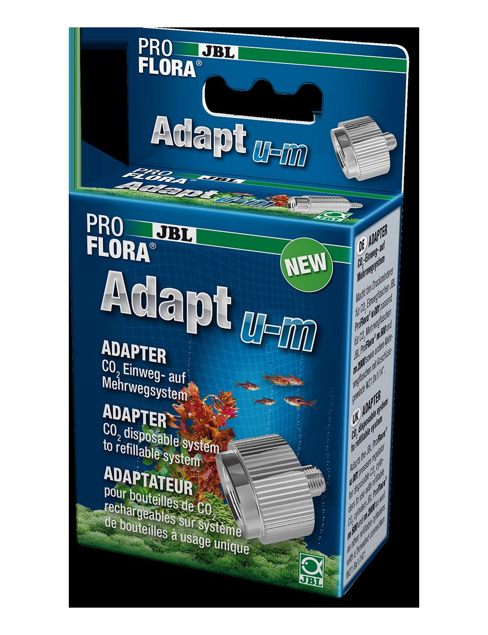 JBL - Adapt u-m 2 - Adaptateur pour bouteilles CO2