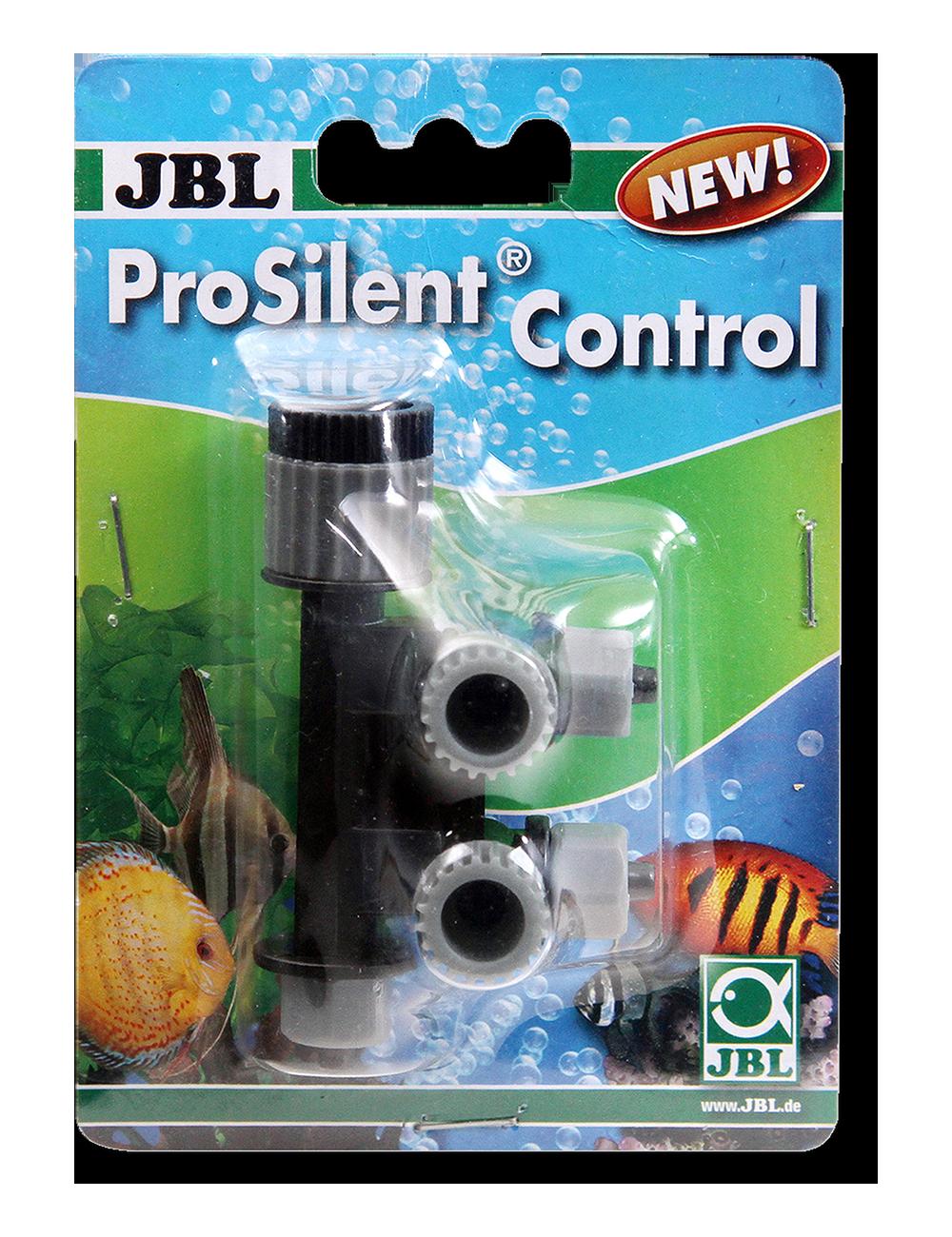 JBL - ProSilent Control - Robinet à air de précision
