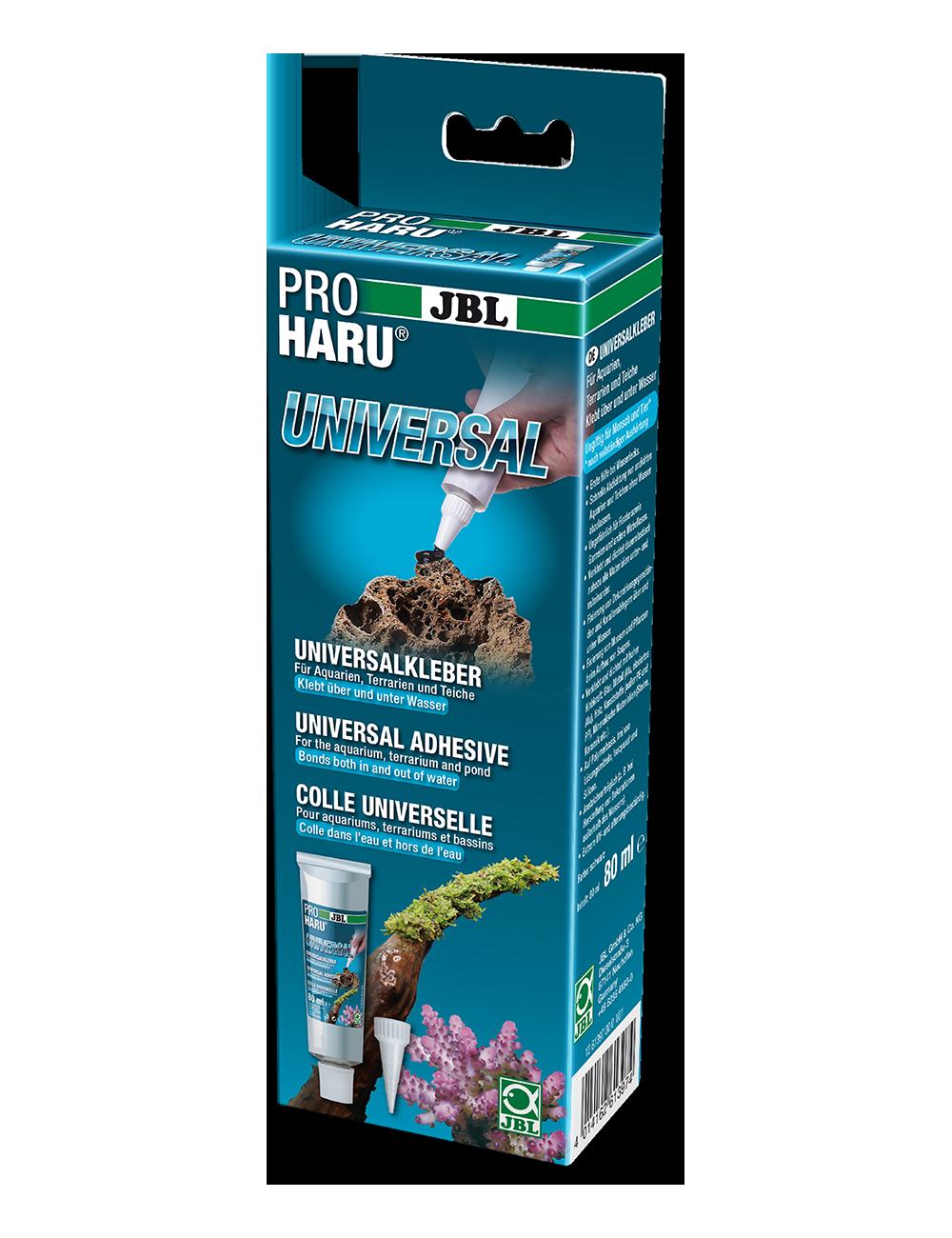 JBL - ProHaru Universal - Colle pour Plantes, Décoration et Coraux - 80ml