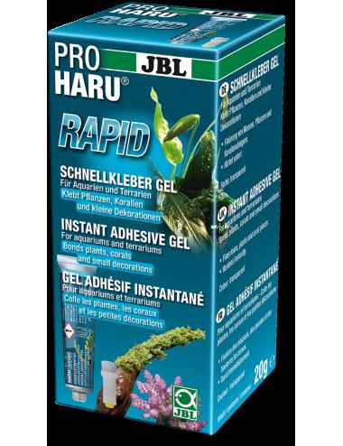 JBL - ProHaru Rapid - Colle Rapide pour Plantes, Décoration et Coraux - 20gr