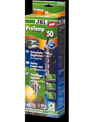 JBL - ProTemp S 50 - Chauffage Aquarium - 50w