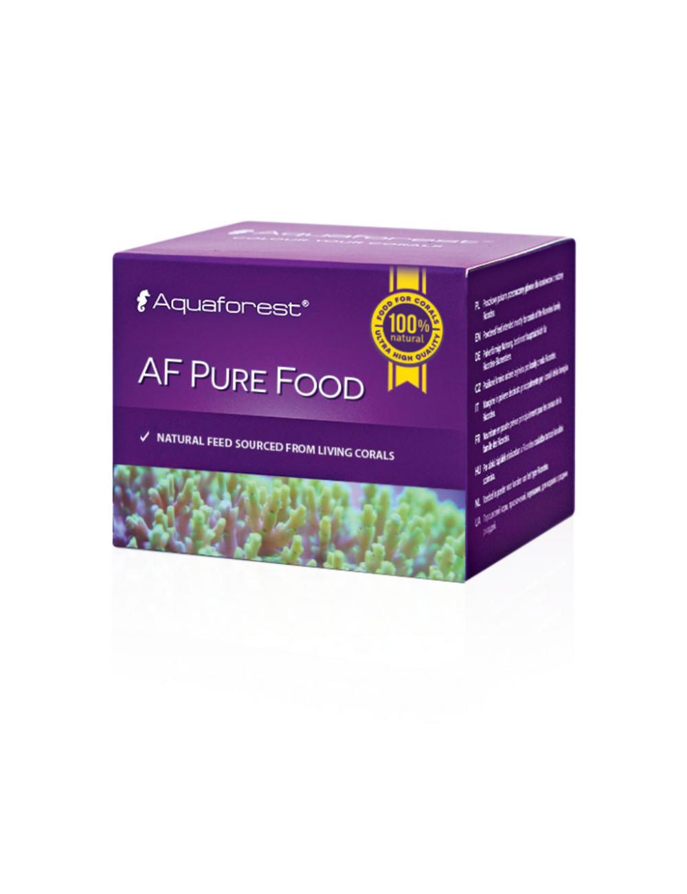 AQUAFOREST - AF Pure Food