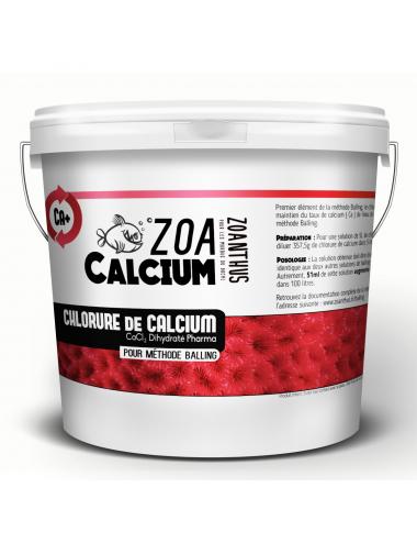 - ZOANTHUS.fr 5kg Zoa Calcium - Chlorure de calcium dihydraté