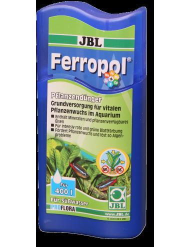 JBL - Ferropol - Fertilisant pour plantes - 100ml