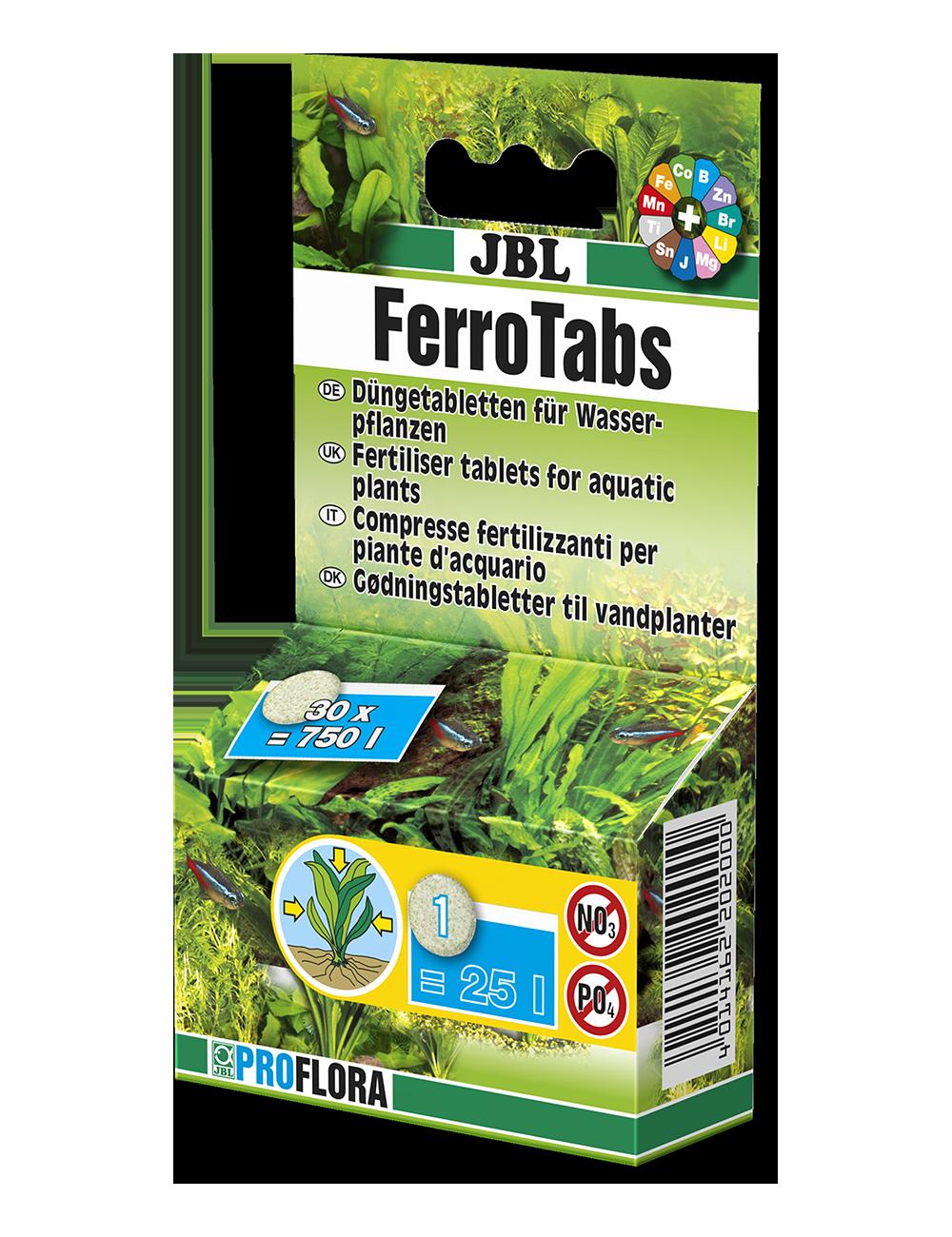 JBL - Ferropol Recharge - Fertilisant pour plantes - 500ml + 125ml gratuit