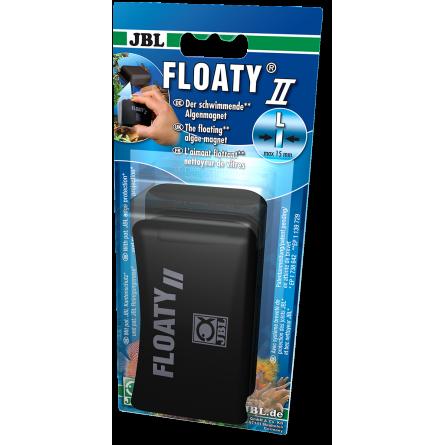 JBL - Floaty II L - Aimant nettoyeur de vitres - Taille L