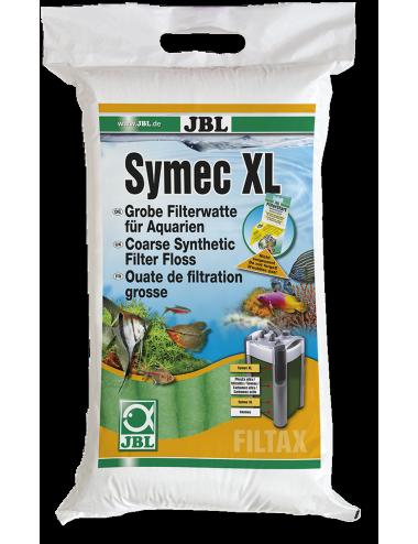JBL - Symec XL - Ouate filtrante épaisse verte - 250g