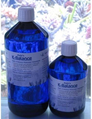 KORALLEN-ZUCHT Pohl's K-Balance Potassium Concentré 500ml