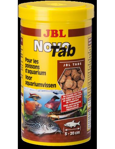 JBL - NovoTab 250ml - Nourriture pour poissons de fond