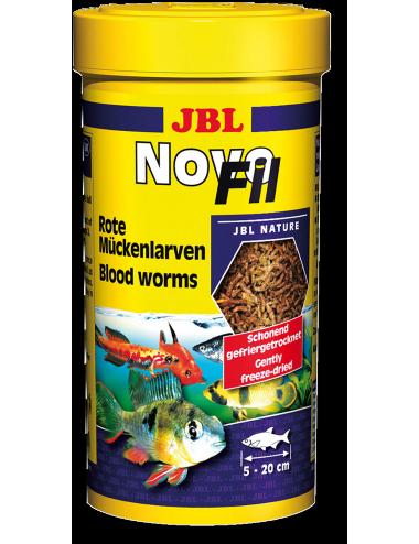 JBL - NovoFil 100ml - Larves de moustiques pour poissons difficiles