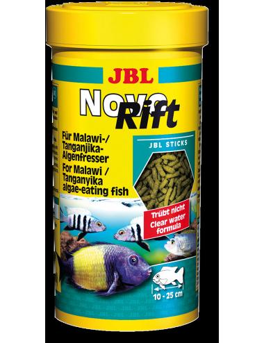 JBL - NovoRift 1l - Nourriture pour Cichlidés brouteurs d'algues