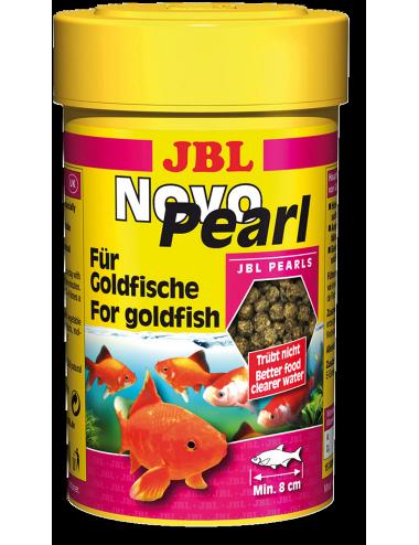 JBL - NovoPearl 250ml - Nourriture pour poissons rouges