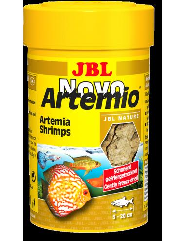JBL - NovoArtemio 100ml - Artémias Lyophilisées pour poissons