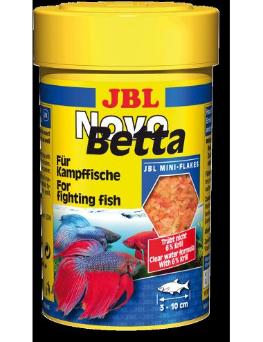 JBL - NovoBetta 100ml - Nourriture pour labyrinthidés / combattants