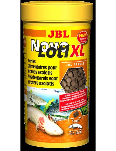 JBL - NovoLotl XL 250ml - Aliment complet pour petits axolotls