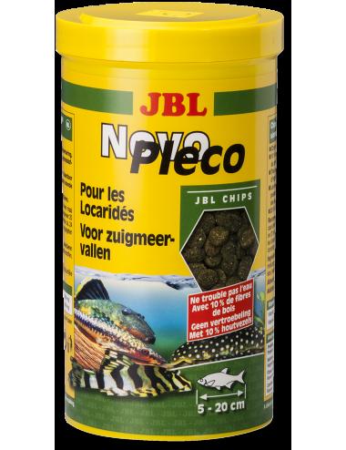 JBL - NovoPleco 250ml - Nourriture pour petits et moyens plécos