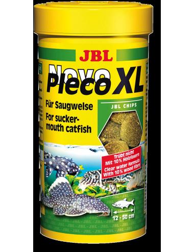 JBL - NovoPleco XL 250ml - Nourriture pour grands plécos