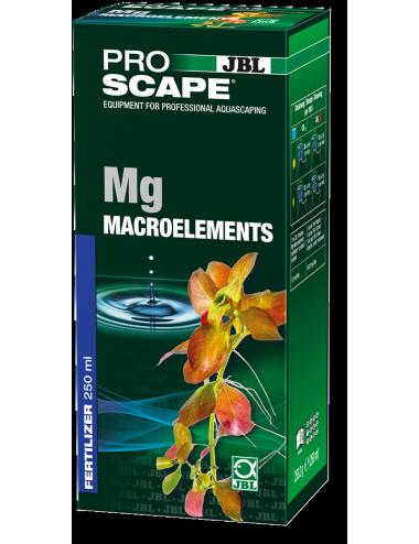 JBL ProScape - Mg Macroelements 250ml - Engrais végétal au magnésium pour aquascaping