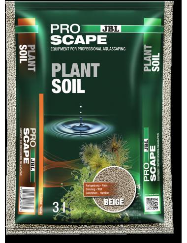 JBL ProScape - PlantSoil BEIGE 3l - Substrat nutritif pour plantes aquatiques