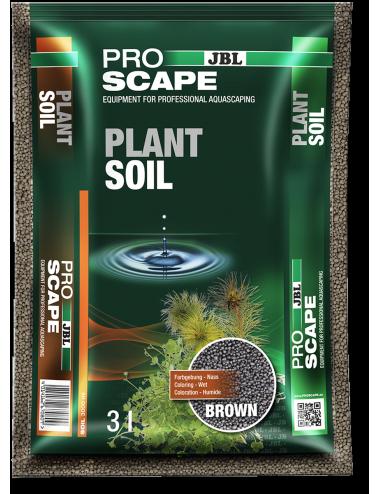 JBL ProScape - PlantSoil BROWN 3l - Substrat nutritif pour plantes aquatiques